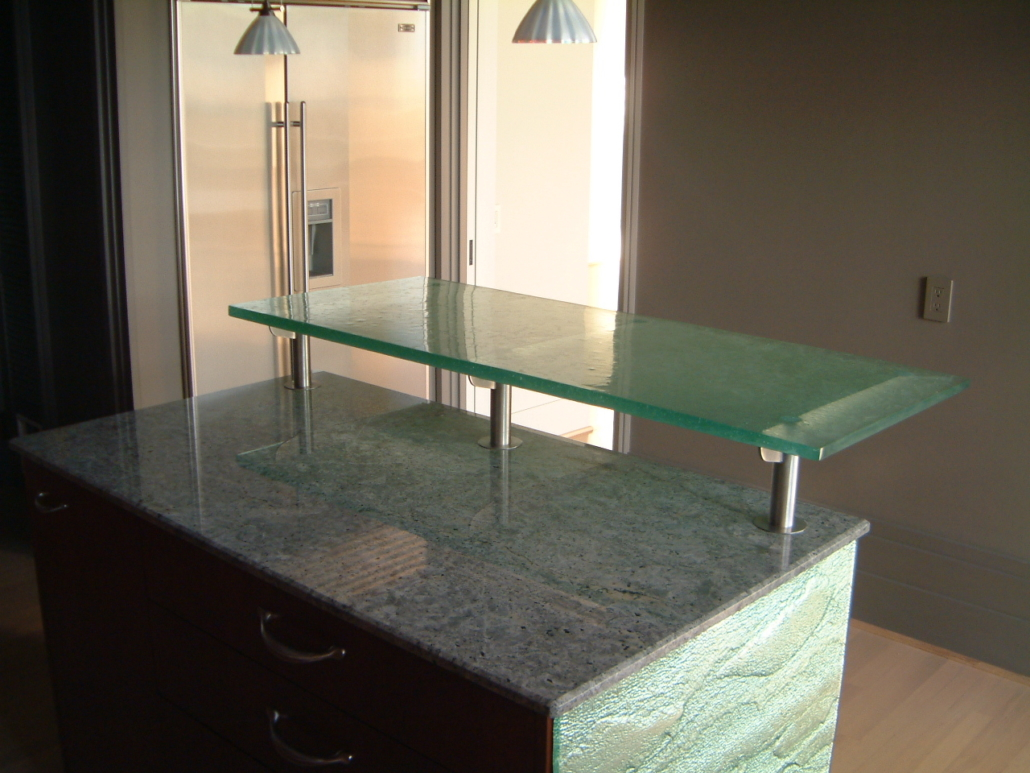 Caribbean Dense Glass Counter Top - CT-035